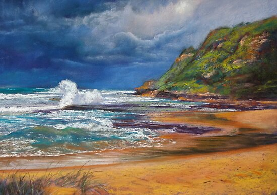 Approaching Storm by Lynda Robinson