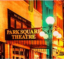 Park Square Theatre  by susan stone