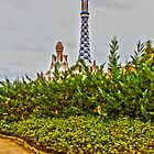 Guell Park by Phillip S. Vullo Jr.