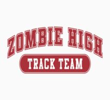 Zombie High Track Team by David Ayala