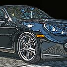 2009 Porsche Cayman by Samuel Sheats