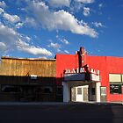 Theater - Mackay, ID by CADavis
