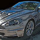 Aston Martin DB S Coupe by Samuel Sheats