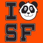 I Panda San Francisco by FearTheBeard