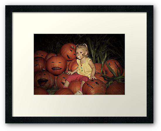 Midnight Punkin Patch by Randy Turnbow