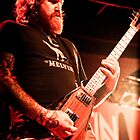Brent Hinds of Mastodon by HoskingInd