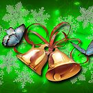 bells and butterflies by geot