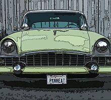 1950's Packard by Samuel Sheats