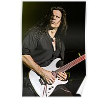 Chris Broderick of Megadeth Poster
