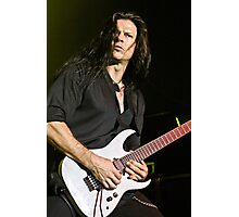 Chris Broderick of Megadeth Photographic Print