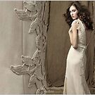 Primodels Review-Ivory wedding dress becomes trendy by primodels