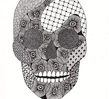 Skull by embeedesigns