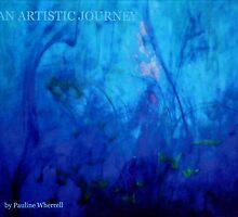 "My book ""An artistic journey"" by © Pauline Wherrell"