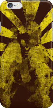 distressed boxer (iphone cover) by frederic levy-hadida
