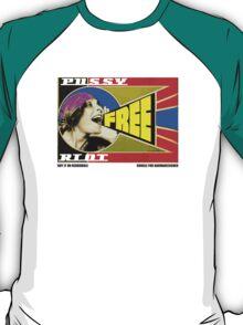FREE PUSSY RIOT PROPAGANDA 2  T-Shirt