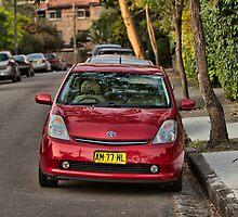 Hybrid, Green Travel in Sydney  by Chris Hood