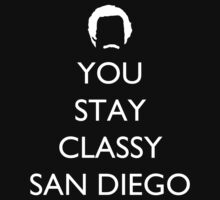 You Stay Classy San Diego 2 by supalurve
