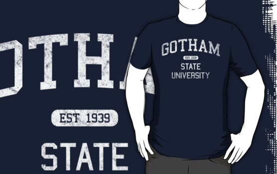 GSU - white print by Kornum
