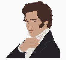 Mr. Darcy by cgifford103