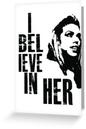 I believe in Her by Caffrin25