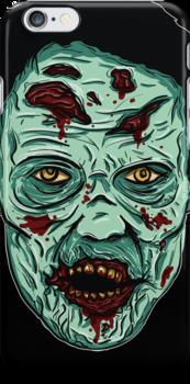 Zombie by tombst0ne