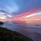 A San Diego Sunset  by Cfbphotography
