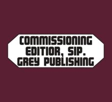 50 Shades of Grey Commissioning Editor by stevebluey