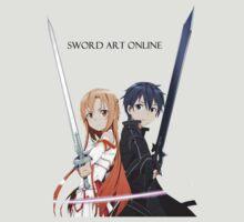 Sword Art Online by amyCrysatlz