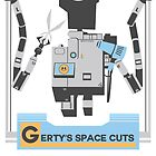 Gerty's Space Cuts by Jeremiah Williams