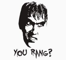 "Lurch ""You rang?"" by BarrinFlanagan"