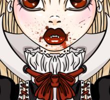 """My Little Vampiress""  Sticker"