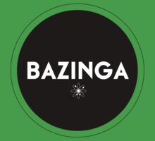 BAZINGA: The Big Bang Theory by richeltong