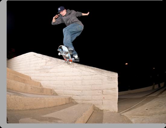 Josh Kalis SW Back Tail, AZ, Photo by Joe Hammeke by Reggie Destin Photo Benefit Page