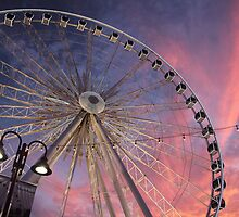 Niagara SkyWheel by Igor Shrayer