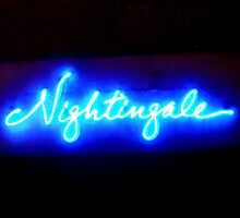 Nightingales by field9