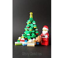Merry Christmas 2012 Photographic Print
