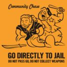 Community Chase by Fanboy30