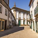 Historical center of Viana do Castelo by Joo Figueiredo