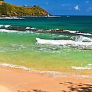 Kauai&#x27;i ribbons of color by Linda Sparks