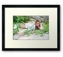 sandstruck Framed Print