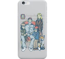 Anderson Family Portrait iPhone Case/Skin