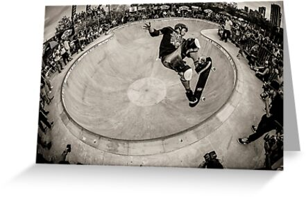 Christian Hosoi - Air - New York - Photo Aaron Smith by Reggie Destin Photo Benefit Page