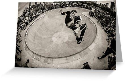 Christian Hosoi - Air - New York - Photo Aaron Smith by Reggie Destin Photo Benefit Page