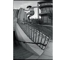 Steve Fauser-Chicago Photo Andrew Hutchison Photographic Print