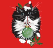 A Tuxedo Merry Christmas by Lotacats