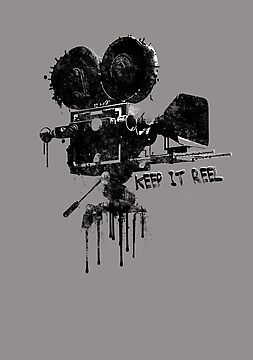 Keep it Reel. by Joshua Steele