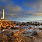 Slangkop Lighthouse, Kommetjie by Cameron B
