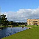 Chatsworth in September by prawnie