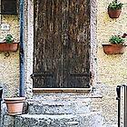 Door in Sassetta - Toscana - Italy by gluca
