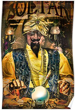 Zoltar Speaks by Chris Lord